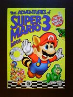 The Adventures of Super Mario Bros. 3 on DVD by shnoogums5060