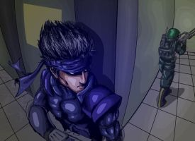 Solid Snake by Trevone