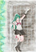 Sailor Pluto by HeartlessHollow07