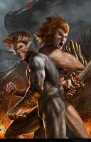 Thundercats by CarlosDattoliArt