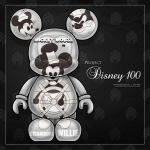 Steamboat Willie Vinylmation by errantscarecrow