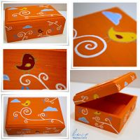 Birdie Box by Stardust-Splendor