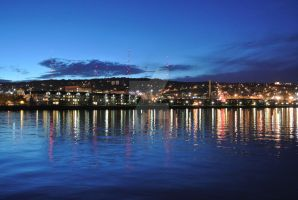 Duluth Skyline by FlutterflyPhotos