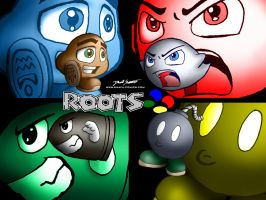 Roots Wallpaper by SnafuDave