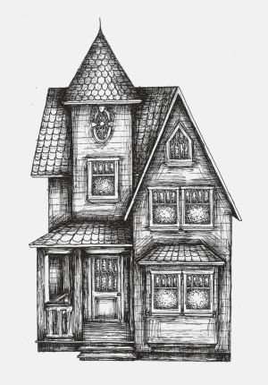 Old Victorian Houses Drawing Victorian_house_by_sarah3318.jpg