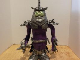 Super Shredder Potatohead by Potatoheadmaster