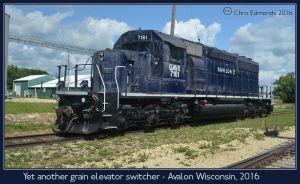 Yet another grain elevator switcher by classictrains