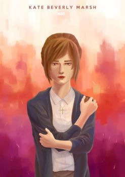 Kate Marsh-Life  Is Strange by conxervation