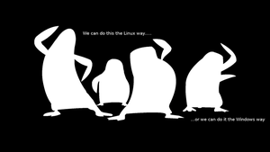 The Linux Way by inkrypted