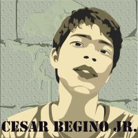 Cesar Begino Jr. by trishaa08