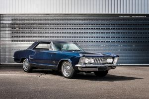 1963 Buick Riviera by AmericanMuscle