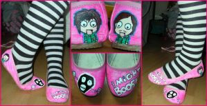 boosh shoes by deaddisko