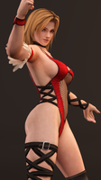 Tina 3DS Render 17 by x2gon