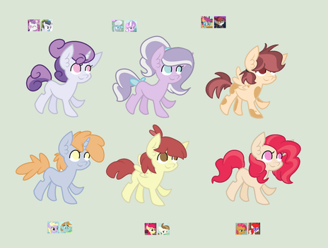 mlp ship adopts - CLOSED by Waffleponypanda