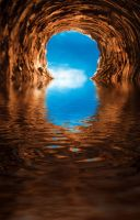 Tunnel by Misstock