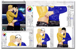 The stage of work Spirk by wiverna