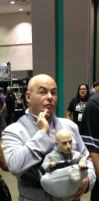 Dr. Evil and Mini-Me  2015 Stan Lee's Comikaze by The-1One