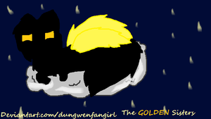 The GOLDEN Sisters by DunGwenfangirl