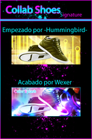 Collab Shoes Signature by Wexxer