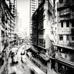 Hong Kong Street by xMEGALOPOLISx