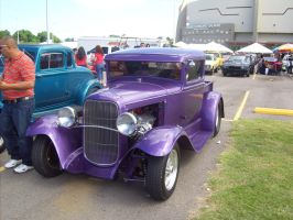 1930 Ford Model A pickup by Mister-Lou