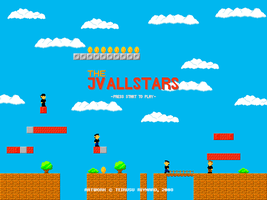 The JV Allstars - 8-bit title by Tails-155