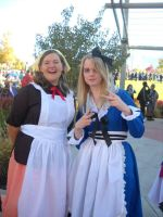 Anime Banzai 2012 Belarus and Hungary by spottedcloud123