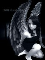Angel of DARKNESS 1 by HACKproductions