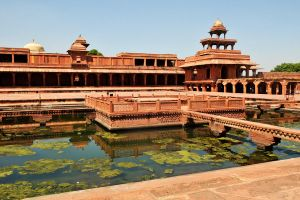 Fatehpur Sikri 1 by wildplaces