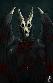Torn chest by Zheters