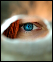 Eye Contact by cevier