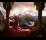 Castle - Waiting for the Prince by a3studio13