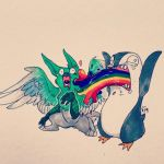 Just Too Adorable. by HyruleUnicorn