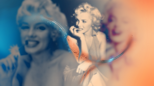 Marilyn Monroe by siLverGraphic8