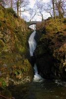 Aira Force waterfall by StuartVinton