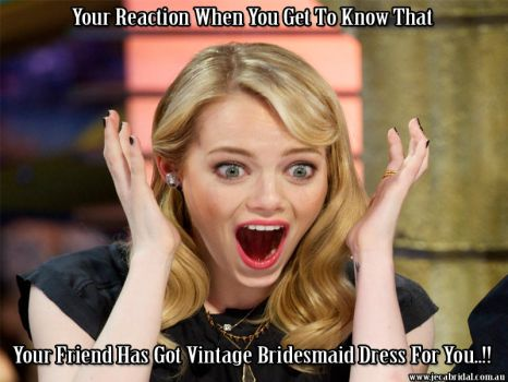 vintage Bridesmaid Dresses by Bridesmaid-Dresses