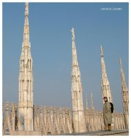 church of duomo by mR-StIck