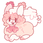 [Gift] blossom bun! (old art) by blushbun