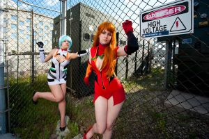 EVA Photoshoot.Danger by Mascara-TaintedTears