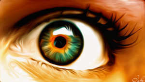 The Eye 2.0 by ishengomaf