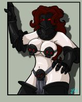milf knight surprise by imric1251
