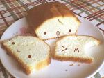 Cute Bread by VioletLunchell