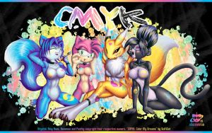CMYK: Color My Dreams by scificat