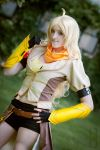 Yang Xiao Long - Lets fight! by LittleGeeky