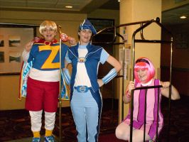 Lazy town Nebraskon by lilburi4ever