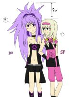 Elsword RP - BA and SP by NeneRuki