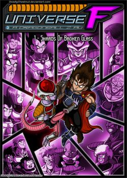 Universe F Chapter 1 - Cover by DeadlyChestnut