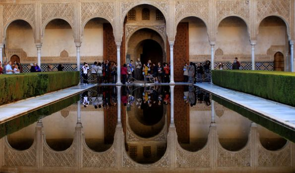 Alhambra by irosss