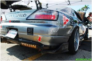 Rear DriftSpeed s15 by motion-attack