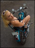 Nancy Hardtail 1 by ickylust